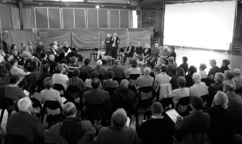 Conférence de l'Atelier Laïcité